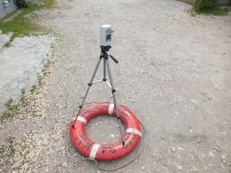 Такой вариант съёмки с воды.