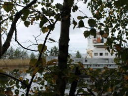 РТ-326 в Онежском канале