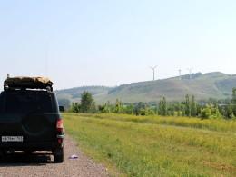 ВЭС «Тюпкильды» в Башкирии