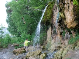 "Водопад ""Плакун"""