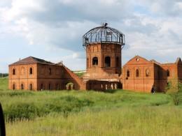 Кажимский чугунолитейный завод.