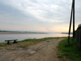 река Ижма приток Печоры