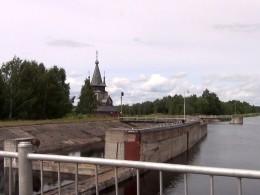 Повенец. Беломорско – Балтийский канал